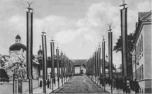 Vilnius, Rasų g. 6, sena nuotrauka
