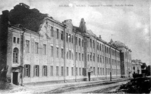 Vilnius, Tauro g. 20, sena nuotrauka