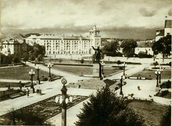 Vilnius, Lukiškių a., sena nuotrauka