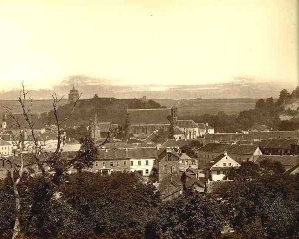 Vilnius, Katedros a. 2, sena nuotrauka