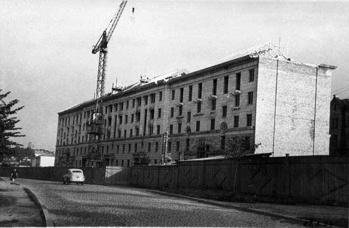 Vilnius, A. Jakšto g. 26, sena nuotrauka