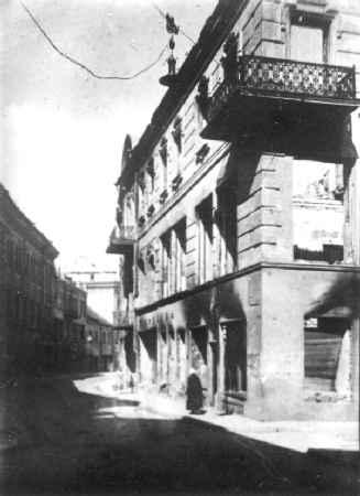 Vilnius, M. Antokolskio g. 2, sena nuotrauka