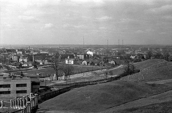 Vilnius, Liepkalnio g., sena nuotrauka