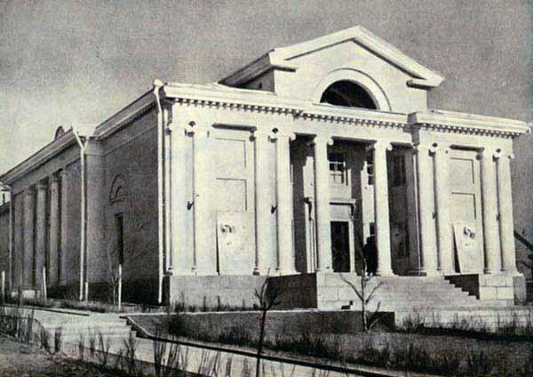 Vilnius, Kalvarijų g. 85, sena nuotrauka